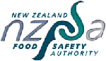 NZ Food Saftey Authority